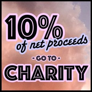 💛💚💙 10% of net sales donated to charity! 🦏🦏🦏